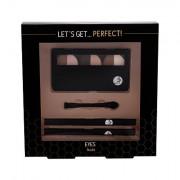 2K Let´s Get Perfect! tonalità Nude confezione regalo pallete di ombretti 6,6 g + applicatore per ombretto 1 pz + matita occhi 0,2 g 086 + matita occhi 0,2 g 096 donna