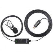 Walimex Pro - Microfon lavaliera pentru GoPro