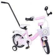 Bicicleta copii Toma Exclusive 1203 Pink
