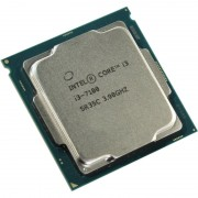 CPU, Intel i3-7100 /3.9GHz/ 3MB Cache/ LGA1151/ Tray