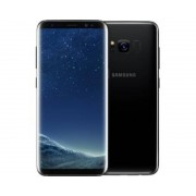 "Samsung electronics iberia s.a Telefono movil smartphone samsung galaxy s8 plus black / 6.2"" / 64gb rom / 4gb ram / 13mpx -8mpx / octa core / 4g / lector de hu"