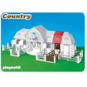 Playmobil Stable Extension Horse for Farm with Paddock (5221)