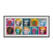 Andy Warhol – Marilyn Monroe Tableau (1967)