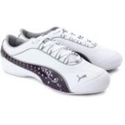 Puma Soleil Stud Wn'S Sneakers For Women(Purple, White, Grey)