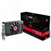 XFX AMD Radeon RX 560 Single Fan 4GB 1295 Mhz, 128 bit, GDDR5, SF Fansink, HDMI, DVI RX-560P4SFG5