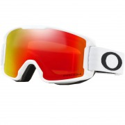Oakley Line Miner Youth matte white / Prizm Torch Iridium (2018/19)