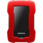ADATA AHD330 2 TB External Hard Disk Drive(Red, Black)