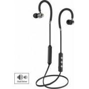 Casti bluetooth Avantree Clari Air Bluetooth 4.1 Negre