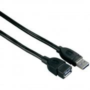 USB 3.0 hosszabbító dugó A-dugalj A 3m (397514)