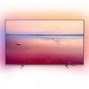 Philips Smart-TV Philips 55PUS6754 55'''' 4K Ultra HD LED WiFi Silvrig
