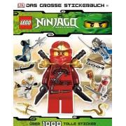 Dorling Kindersley LEGO® NINJAGO® Das große Stickerbuch