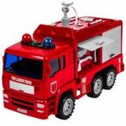 Masina de pompieri care arunca apa dimensiuni mari