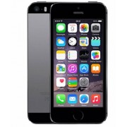 Apple Begagnad iPhone 5S 16GB Space Grey Olåst i okej skick klass C