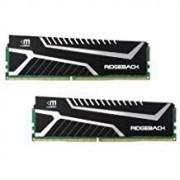 Mushkin Blackline módulo de Memoria (16 GB, 2 x 8 GB, DDR4, 2400 MHz, UDIMM)