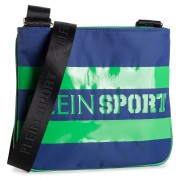 Мъжка чантичка PLEIN SPORT - Cross body Original P19A MB0715 STRE003N Middle Blue 08