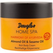 Douglas Home Spa rich body cream almond oil sesame oil, 200 ml
