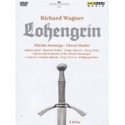 Video Delta Richard Wagner - Lohengrin - DVD