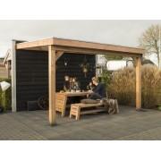 Van Kooten Tuin en Buitenleven Veranda Excellent 306x293 cm