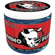 Rhino Fuerte Superior Styling Hair Gel for Men with Extra Strong Hold to Mold Spike and Style Your Hair the Way You Wa
