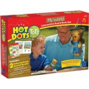 Jucarie educativa Educational Insights Hot Dots - My World