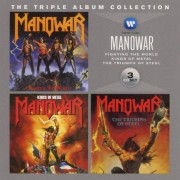 Warner Music Manowar - Triple Album Collection - CD