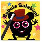 Bok, Babola Salabim - Babblarna (Teddykompaniet)