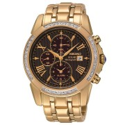 Seiko Le Grand Sport Solar Mens Chrono Watch SSC314P-9