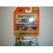 2000 Matchbox Classic Car Carrier Yellow/Gray #41 of 100