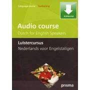 Prisma - Download taalcursussen Luistercursus Nederlands voor Engelstaligen (Download)
