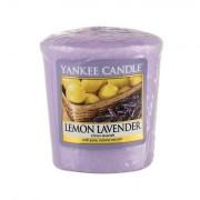 Yankee Candle Lemon Lavender vonná svíčka 49 g