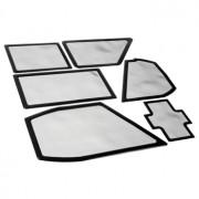 Set filtre de praf DEMCiflex pentru carcasa NZXT Phantom 530 Black