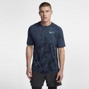 Haut de runningà manches courtes Nike Medalist pour Homme - Noir
