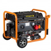 Generator open frame benzina Stager GG 7300-3EW