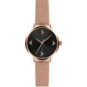 Emily Westwood Tasmania Rose Gold Mesh Watch ECE-3214