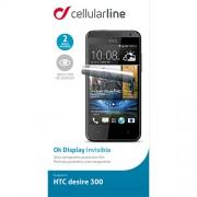 Folie De Protectie Transparenta CLEAR GLASS Alb Cellularline