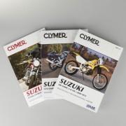 Clymer Guide de réparation Clymer Suzuki spécifique par modèle