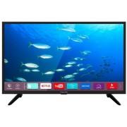 """Televizor LED Kruger&Matz 80 cm (32"""") KM0232-S, HD Ready, Smart TV, WiFi, CI+"""