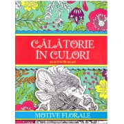 Calatorie in culori - Motive florale