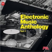 Video Delta Various Artist - Electronic Music Anthology By Fg Vol 1 - Vinile