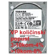 "HDD 2.5"" 500GB MQ01ABD050V TOSHIBA 5400RPM 8MB 7mm SATA3"