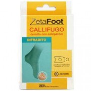 Zeta Farmaceutici Spa Zetafooting Cerotto Callifugo Infradito 6 Pezzi
