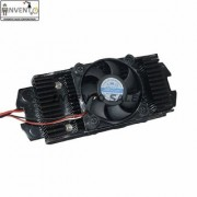 INVENTO 4Pcs CPU Cooler Cooling Fan and Heat sink For Peltier CPU Processor DIY