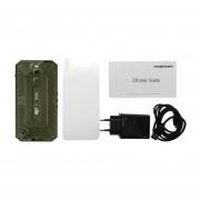 HOMTOM ZOJI Z8 5.0 Pulgadas De Pantalla 4GB RAM 64GB ROM Octa Core Dual SIM 4G Teléfono Verde