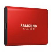 Vanjski SSD Samsung 500GB T5 Crveni MU-PA500R/EU