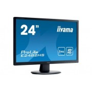IIYAMA ProLite E2482HS - LED 24 HDMI, DVI, VGA 1920 x 1080