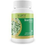 SCORLINA (SPIRULINA 500mg. / 60 CAPSULES)