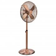 VE5971 pedestal fan in copper