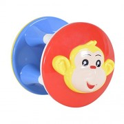 Smartcraft Happy Time Funny Bell Rattle Toy, Rattle Toy for Babies/Infants/Toddlers with Sound