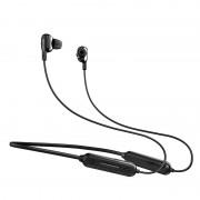 PICUN H80 Wireless Bluetooth 5.0 Headphone Stereo Bass Sport Running Magnetic Neckband Ear Earphone - Black