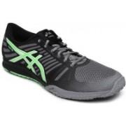 Asics fuzeX TR Traininng Shoes For Men(Grey)